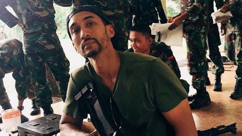 Saat Ditangkap, Restu Sinaga Tidak Teler