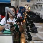 Industri Alas Kaki RI Peringkat Ke-5 Dunia