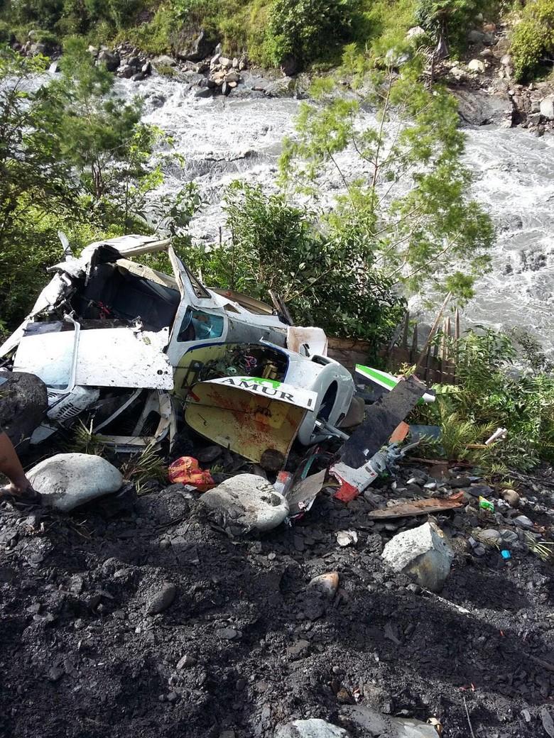 Kecelakaan Heli Jatuh di Nabire, Kemenhub: Pilot Tewas dan 3 Penumpang Dirawat