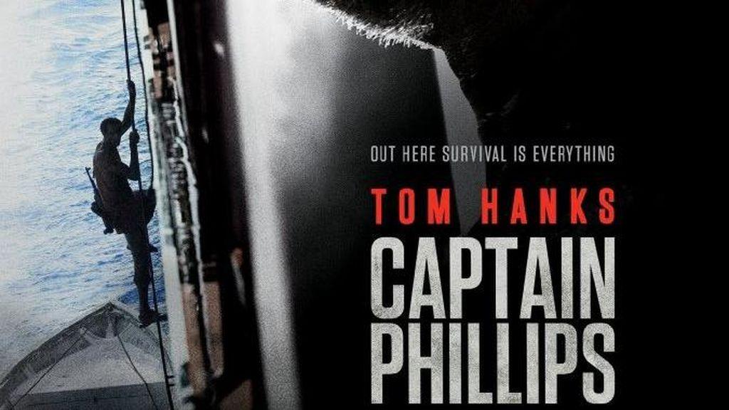 Kisah Nyata Pembajakan Kapal Captain Phillips di Bioskop Trans TV
