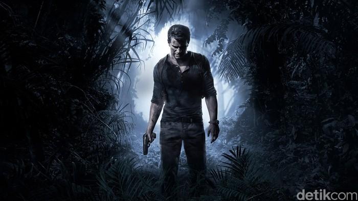 Nathan Drake. Foto: detikINET/Screeshoot Uncharted 4