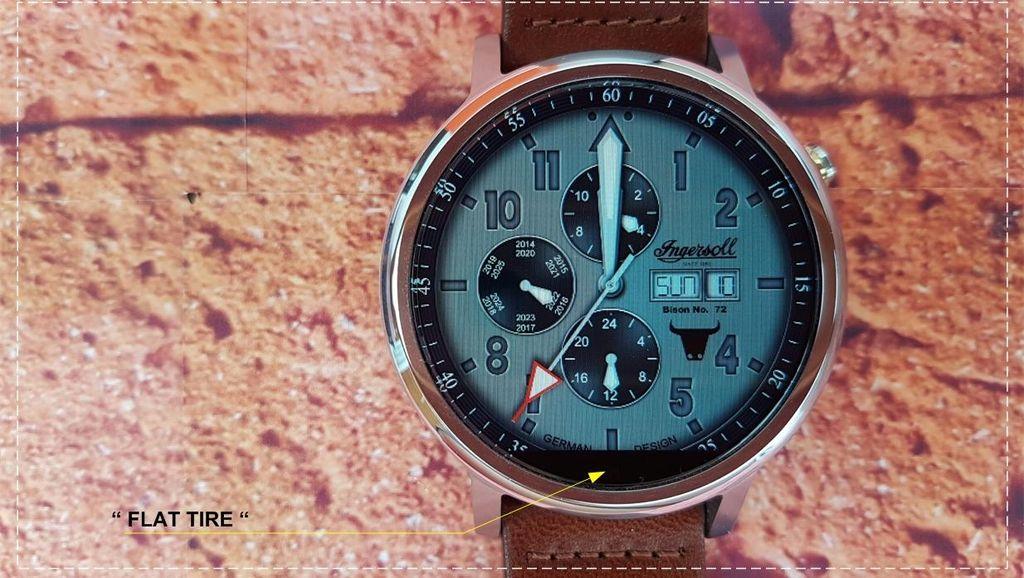 Moto 360 2nd Gen: Smartwatch Pembunuh Waktu