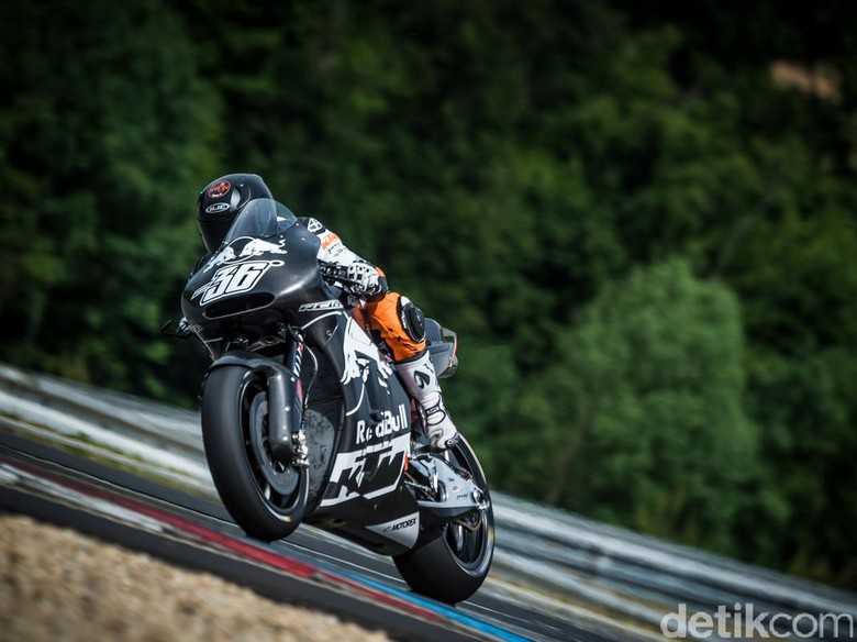 Jelang Debut MotoGP Tahun Depan, KTM Makin Rajin Uji Motornya