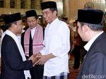 Jokowi akan Salat Id Bersama 3 Ribu Tamu Undangan di Istiqlal