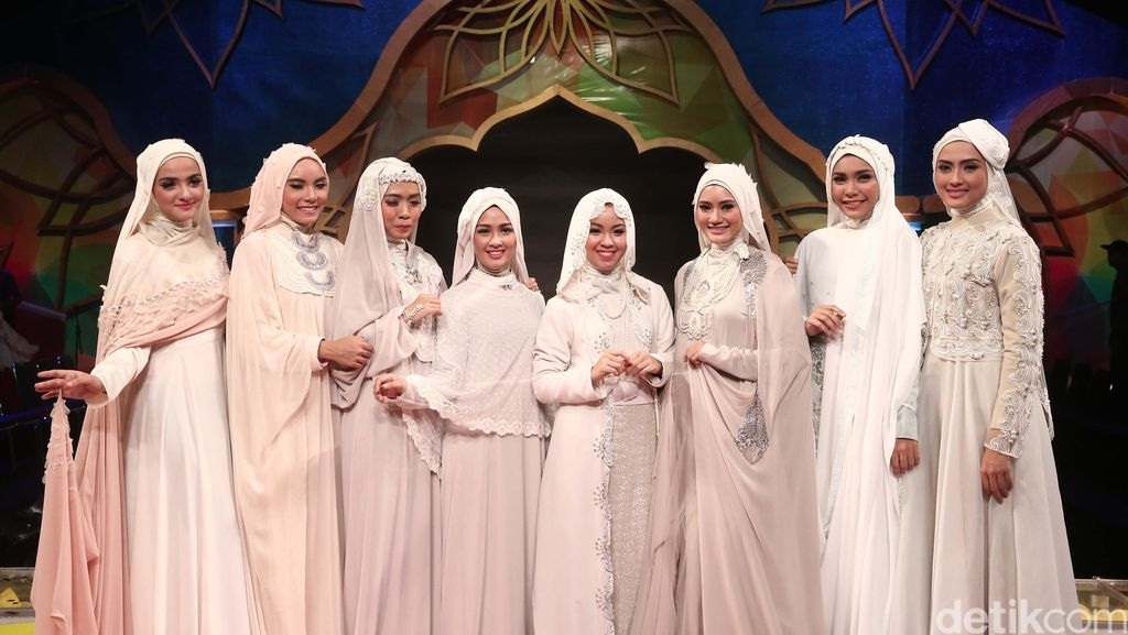 Foto: Kemeriahan Malam Final Sunsilk Hijab Hunt 2016