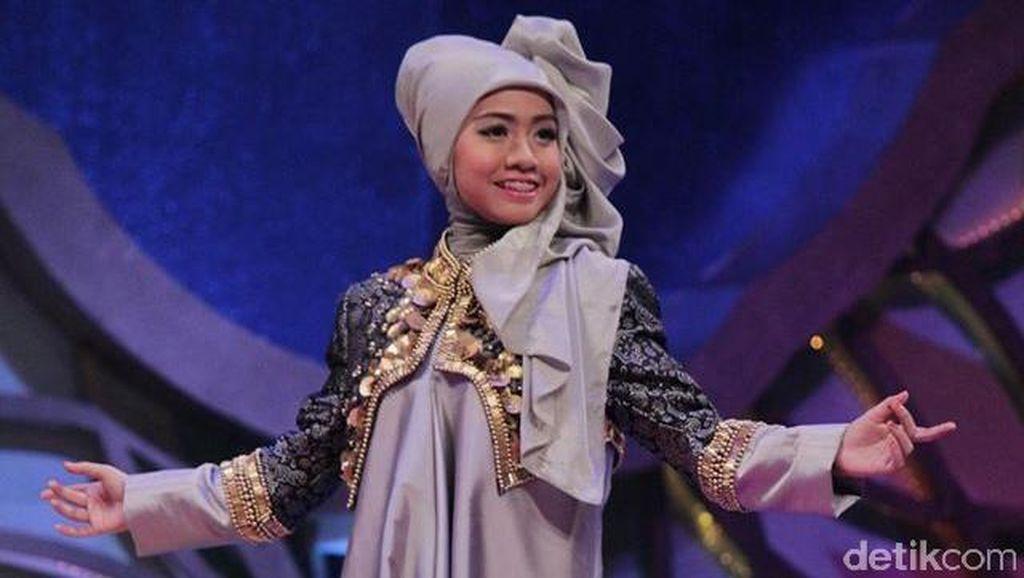 Denta Didukung Kadisbudpar NTB di Grand Final Sunsilk Hijab Hunt