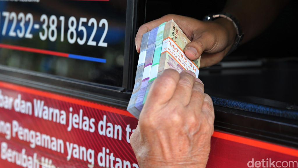 Gelontorkan Rp 19 T, BI Jateng Siapkan Loket Penukaran Uang Jelang Lebaran