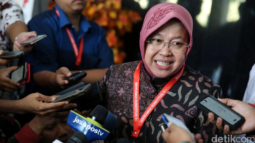 Risma Beberkan Kunci Sukses Bangun Kota Surabaya