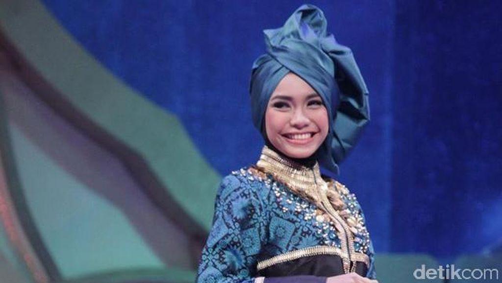 Seru! Ini Antusiasme Para Pendukung Jelang Grand Final Sunsilk Hijab Hunt
