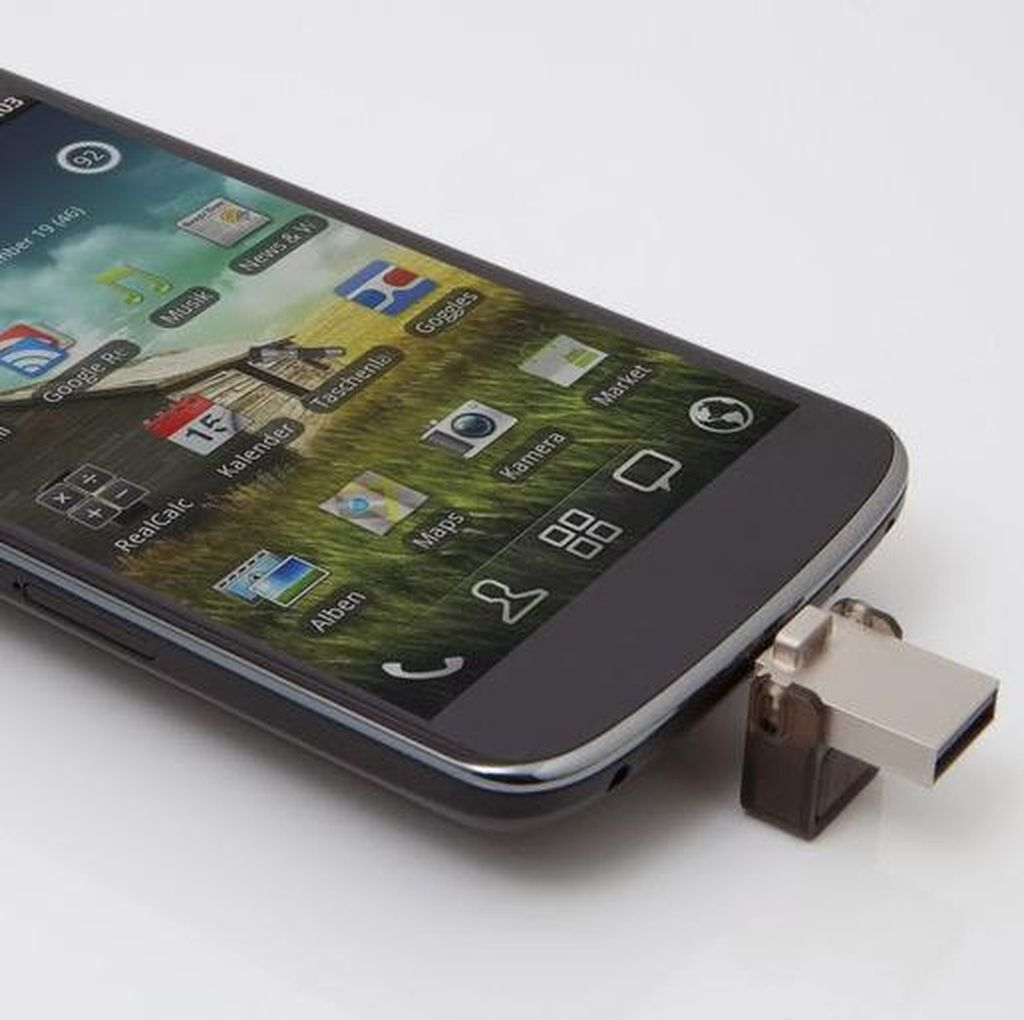 Apa Beda USB OTG dan USB Host?