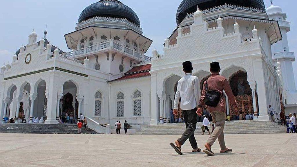 Bangun Kereta Hingga Bendungan, Pemerintah Target Aceh Tumbuh 5,61%