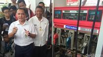Pertamina Peragakan Cara Kerja Dispenser Kesesuaian BBM di SPBU Bintaro