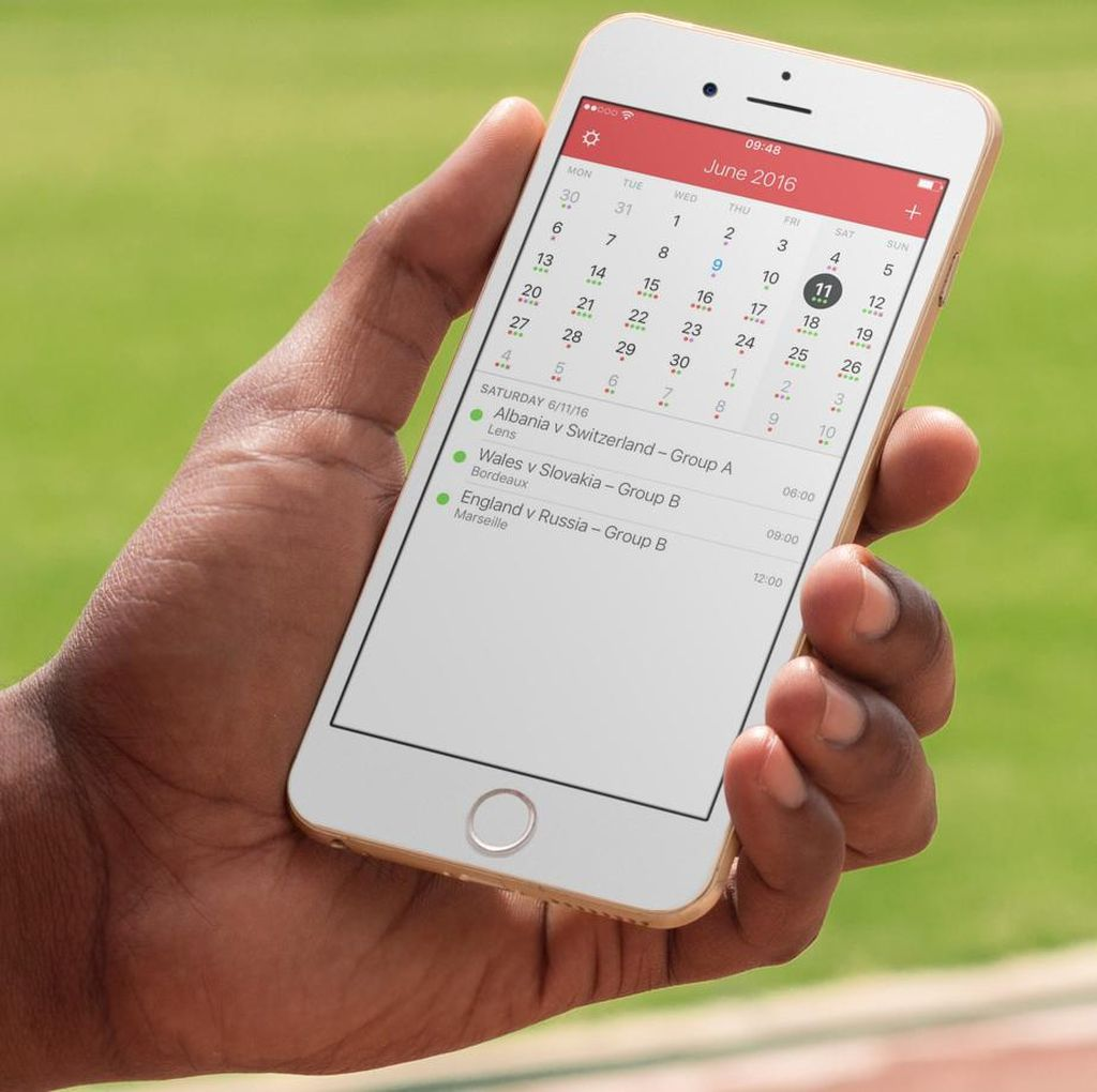 Menambahkan Jadwal Euro 2016 di Kalender Ponsel