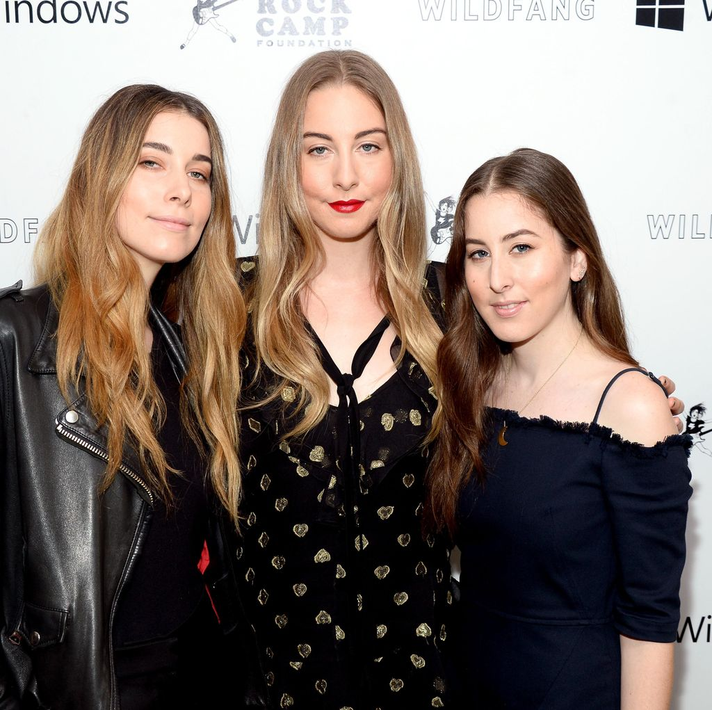 Haim Luncurkan Little of Your Love