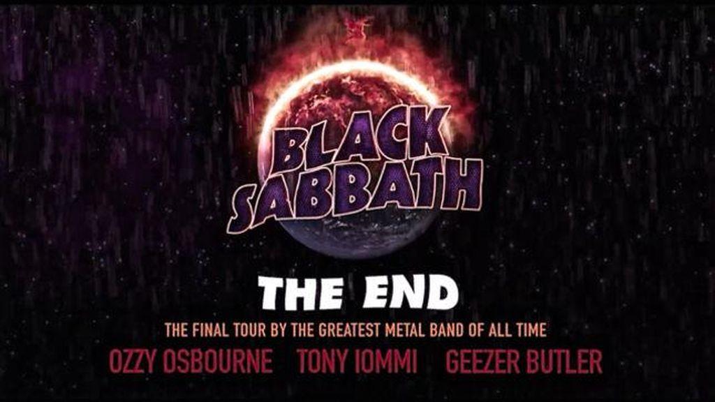 Resmi! Ini Jadwal Konser Terakhir Black Sabbath