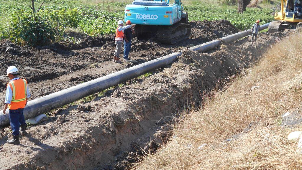 PGN Perluas Jaringan Pipa Gas di Kalisogo-Waru Sepanjang 30 KM