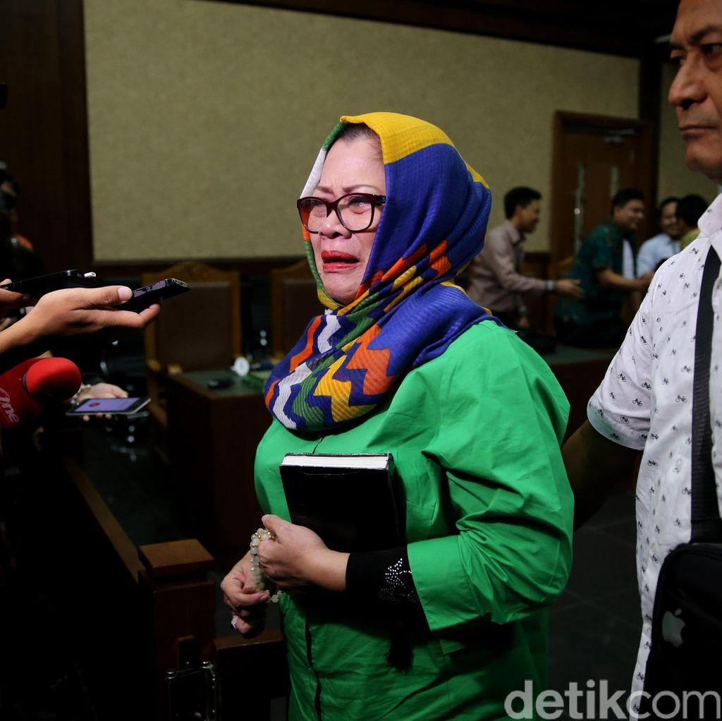 Dewie Limpo, Dari Surat Palsu MK hingga 8 Tahun Bui karena Suap