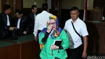 Dewie Yasin Limpo Dihukum 6 Tahun Penjara