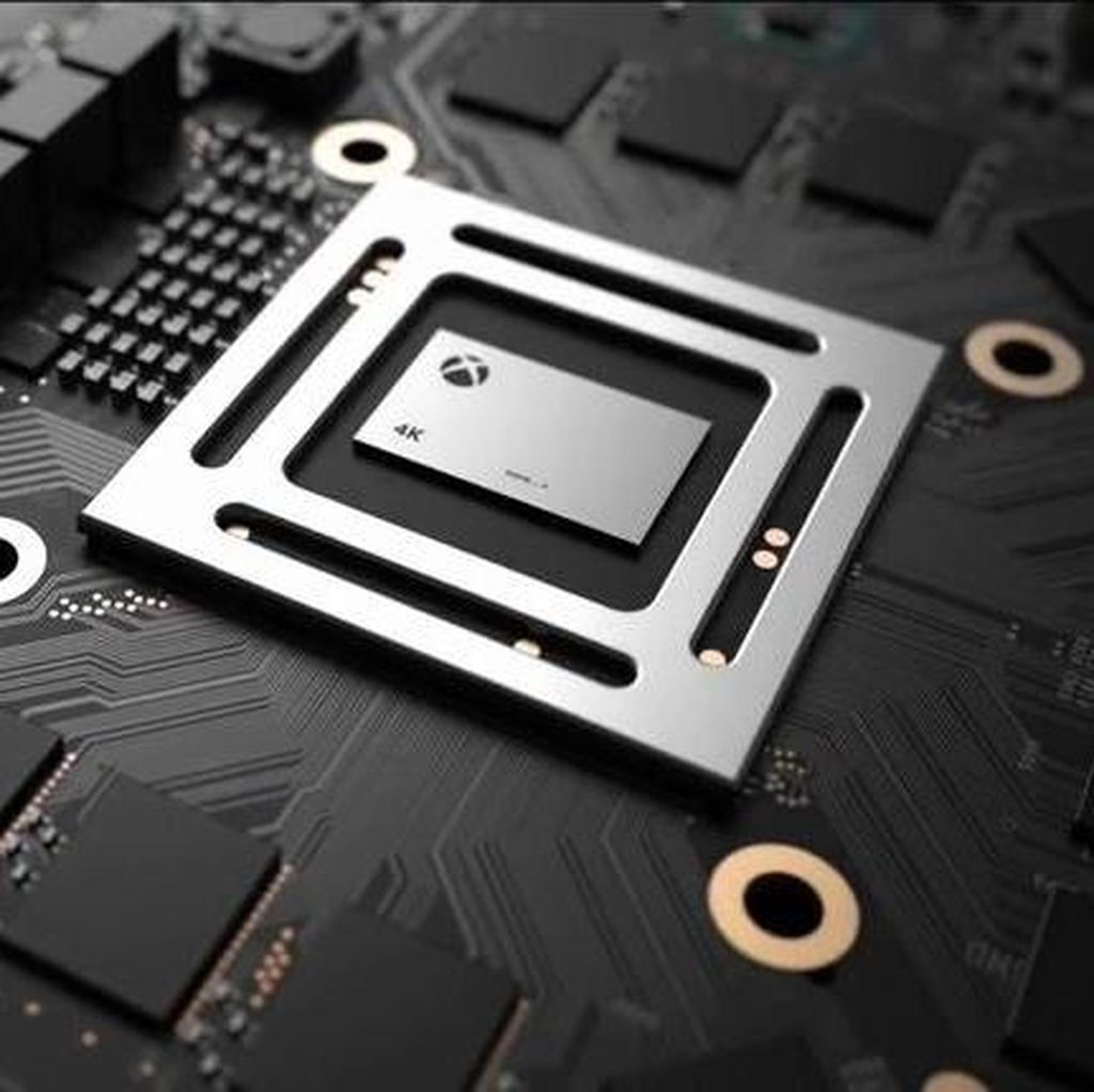 Xbox One Scorpio bakal Dijual di China