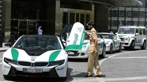 Polisi Dubai Sita 80 Mobil Mewah yang Ngebut Hingga 300 Km/Jam