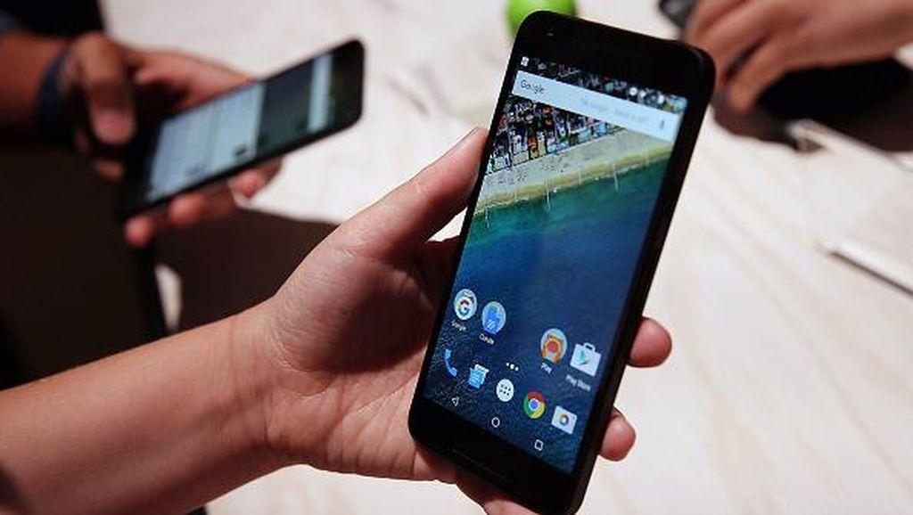 Google dan Huawei Digugat Gara-gara Nexus 6P