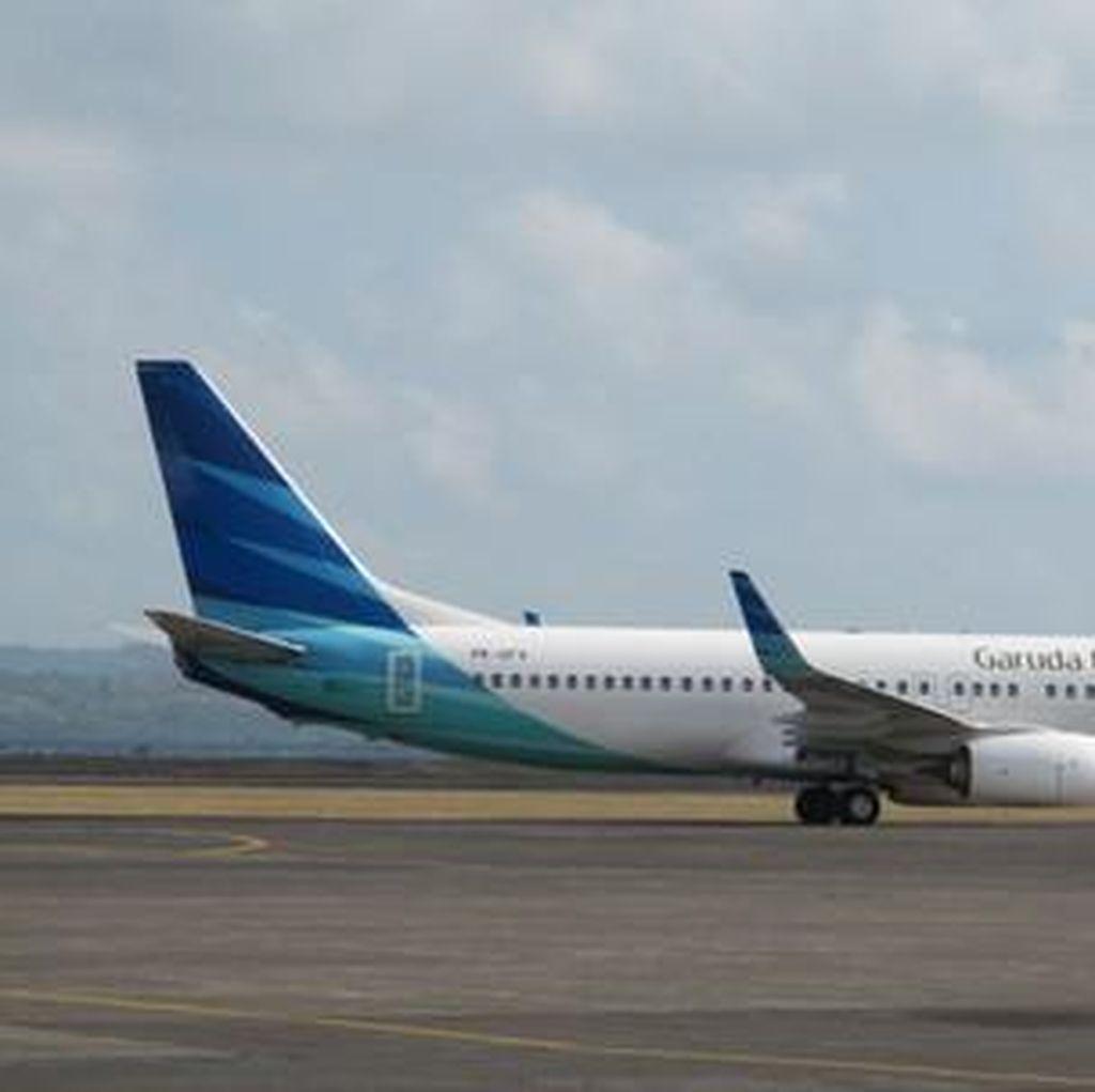 Garuda Promo Terbang PP ke China Mulai Rp 3,5 Juta
