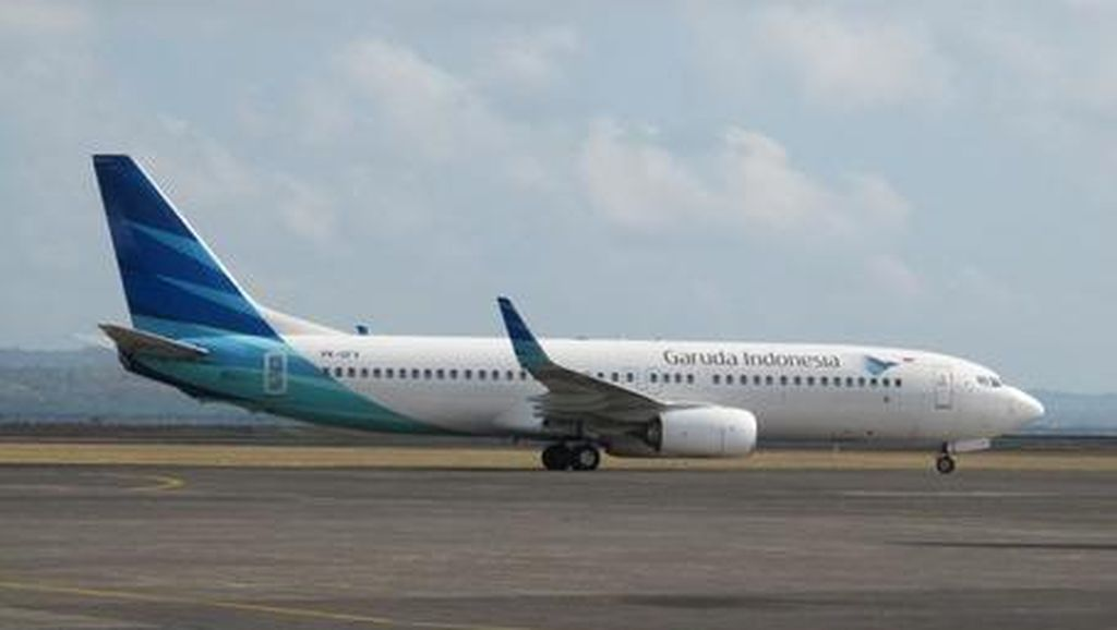 Bangga! Garuda Indonesia Masuk 10 Maskapai Terbaik Dunia Versi Tripadvisor