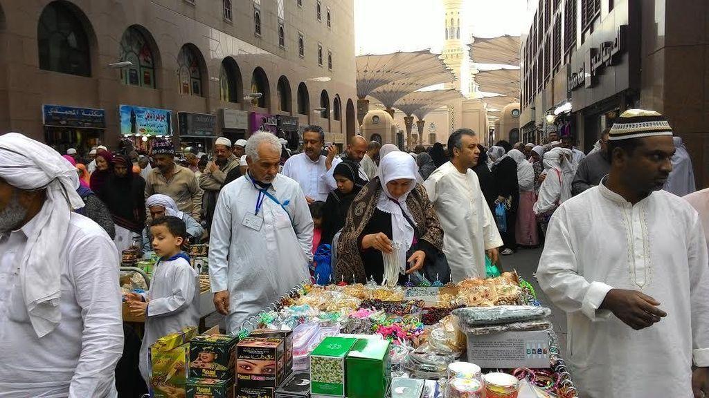 Hajar Jahanam, Rahasia Kejantanan Pria Arab Saudi