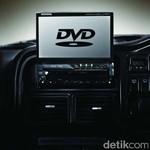 Sistem Hiburan CD/DVD Mulai Ditinggalkan