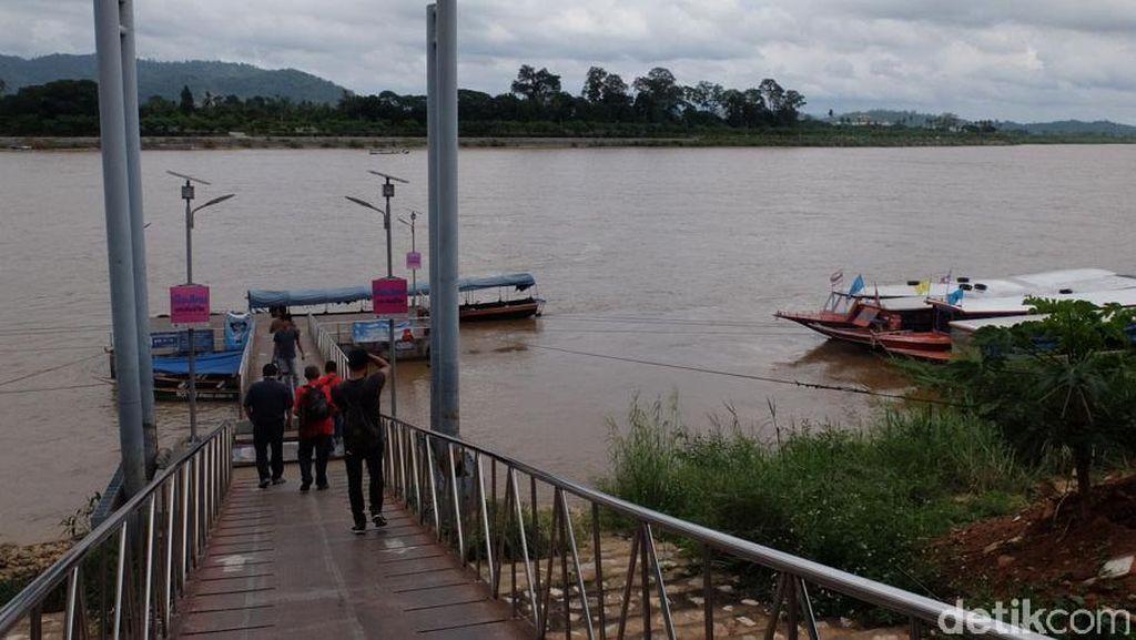 Menyusuri Mekong, Sungai Legendaris Pembatas 3 Negara