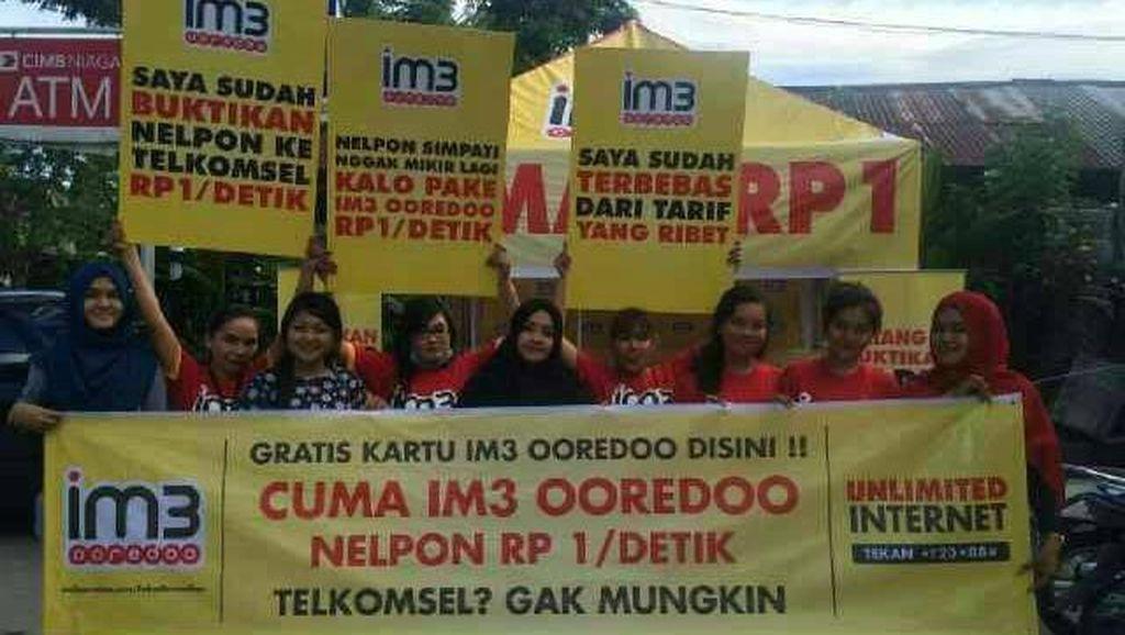 Menkominfo: Indosat, Anda Itu Bukan Sinterklas!