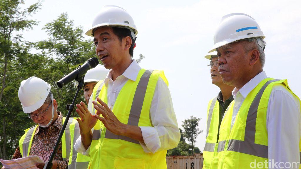 Garap Tol Batang-Semarang, Jokowi: Kita Ngebut 3 Shift