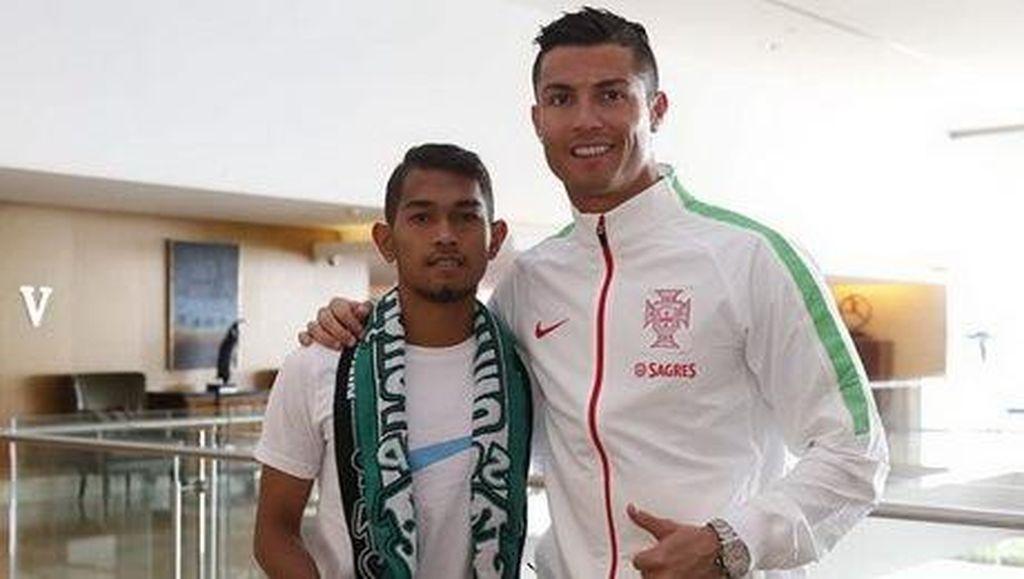 Tak Lagi Berlatih di Sporting Lisbon, Martunis Ikut Tes Jadi Polisi