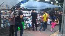 Pemkot Bandung Gandeng TNI-Polri Tertibkan PKL dan Parkir Liar