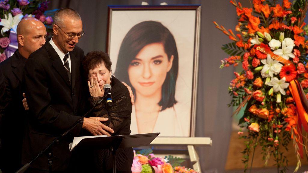 Keluarga Salahkan Promotor Konser atas Kematian Christina Grimmie