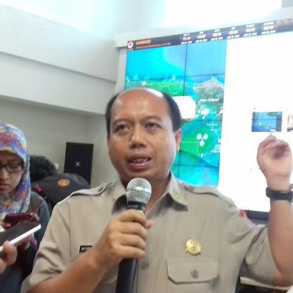 Kepala BNPB: Sulit Sekali Akses Data Banjir ke BPBD DKI Jakarta