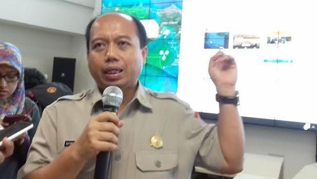 Kepala Pusat Data BNPB: Sulit Sekali Akses Data Banjir ke BPBD DKI