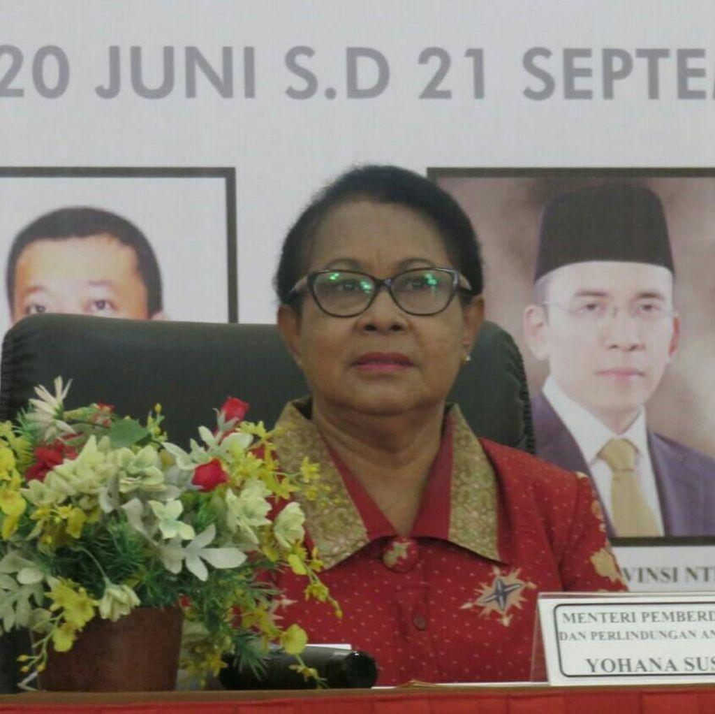 Menteri Yohana: Langgar Kesusilaan, Makan Mayit Harus Diusut Polisi