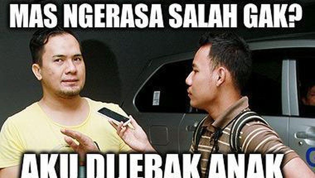 Meme detikHOT: dari Hap Jadi Suap Bang Ipul