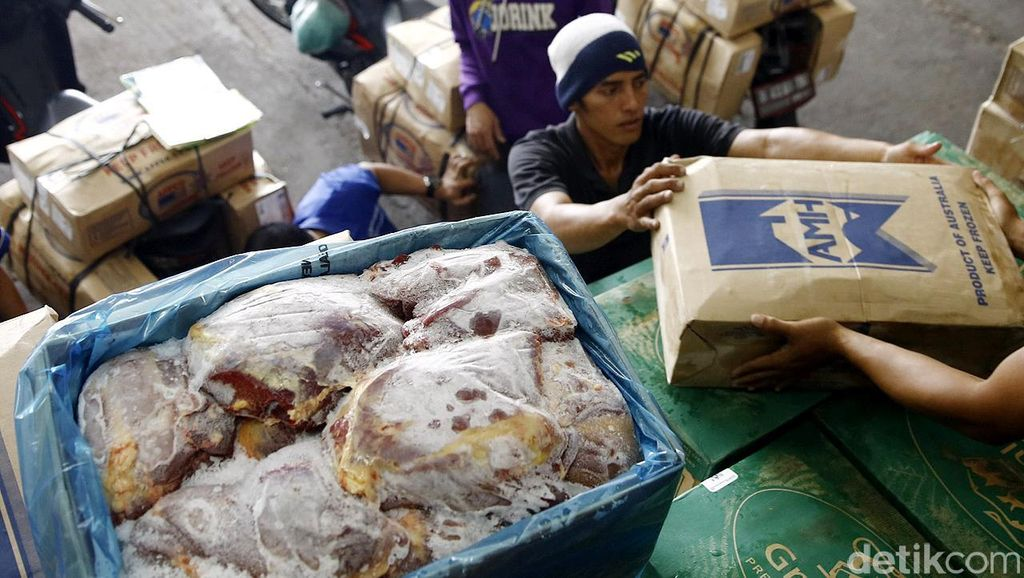 Operasi Pasar Daging Murah