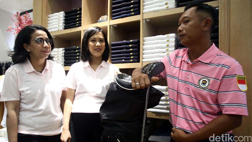 Indonesia Juara Turnamen Golf Amatir Jack Nicklaus