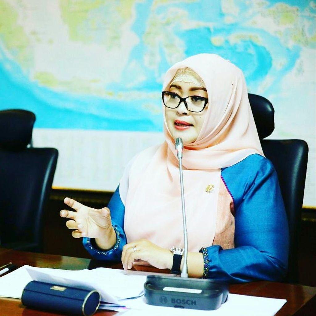 Heboh Iwan Bopeng, Fahira Idris Kecam Intimidasi Petugas KPPS