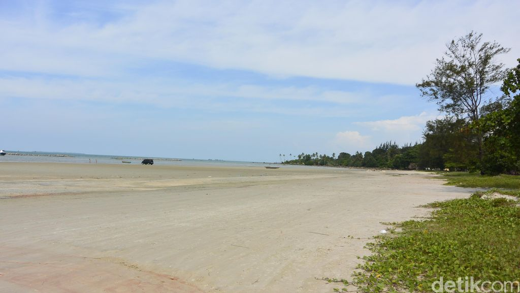 Dibanjiri Investor, Pantai Pasir Padi akan Jadi Kuta Pangkalpinang