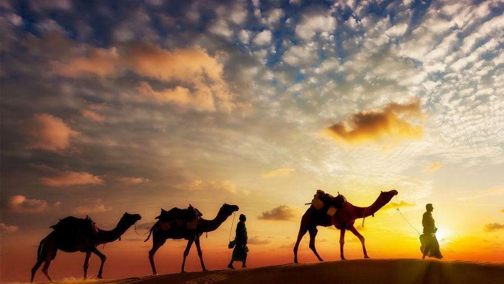 Timur Tengah Bukan Hanya Gurun Pasir dan Unta