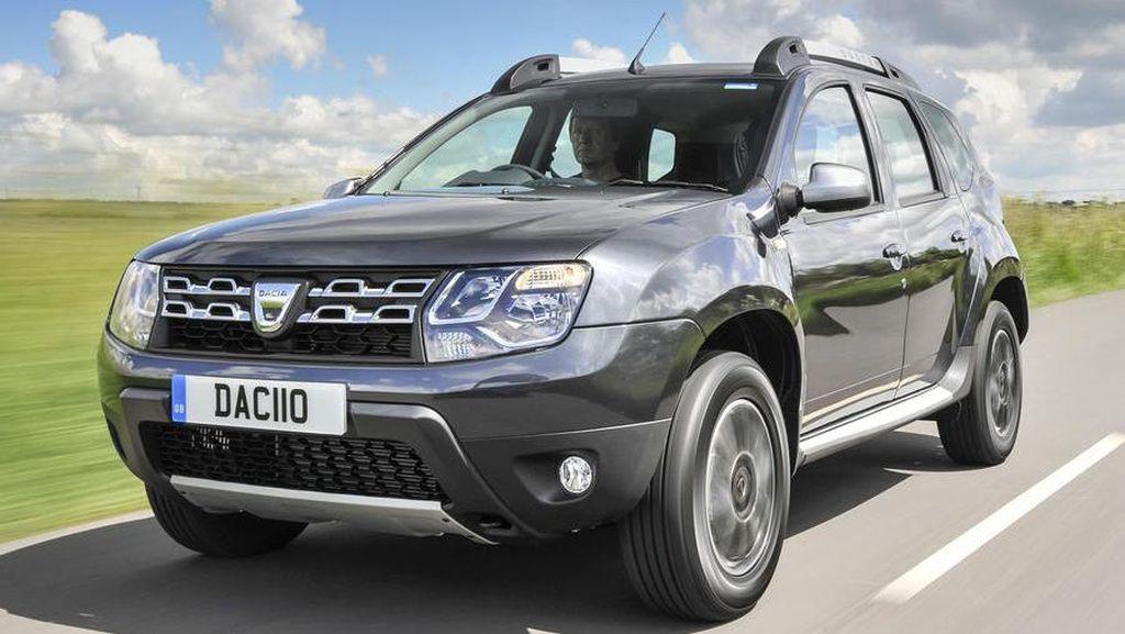 Renault Duster Generasi Anyar Meluncur September