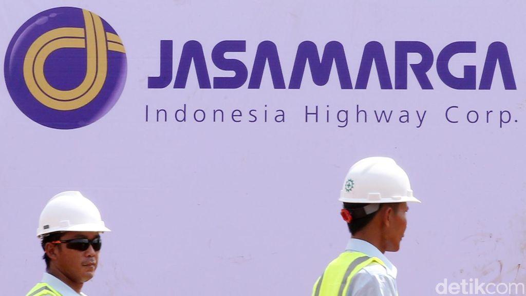 Jasa Marga Bagi-bagi Dividen Rp 566 Miliar