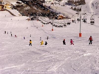 Main Ski di Timur Tengah? Bisa Lho!