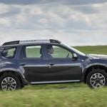 Tes Tabrak Renault Duster Tipe Terendah Tak Dapat Bintang