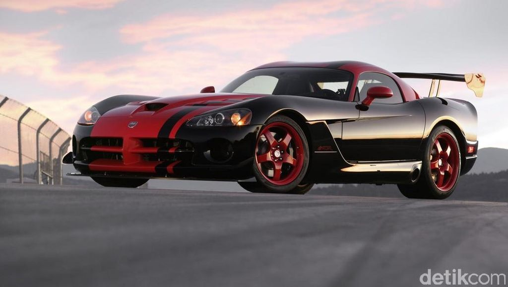 5 Model Edisi Terbatas Dodge Viper