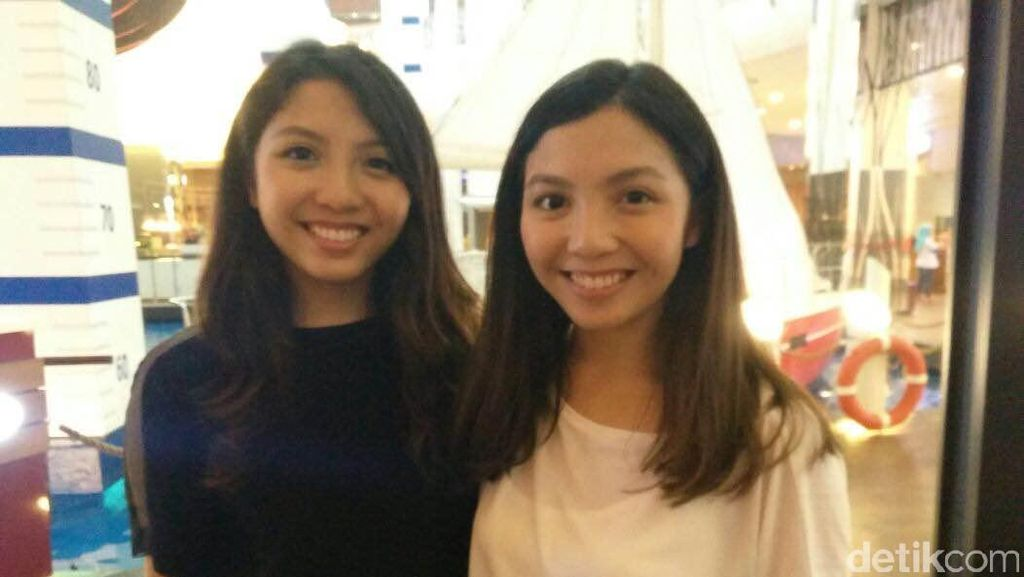 Misi Mulia Si Kembar Cantik Gabriella dan Giovanna Thohir
